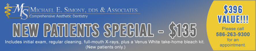 New Patient Special Offer!